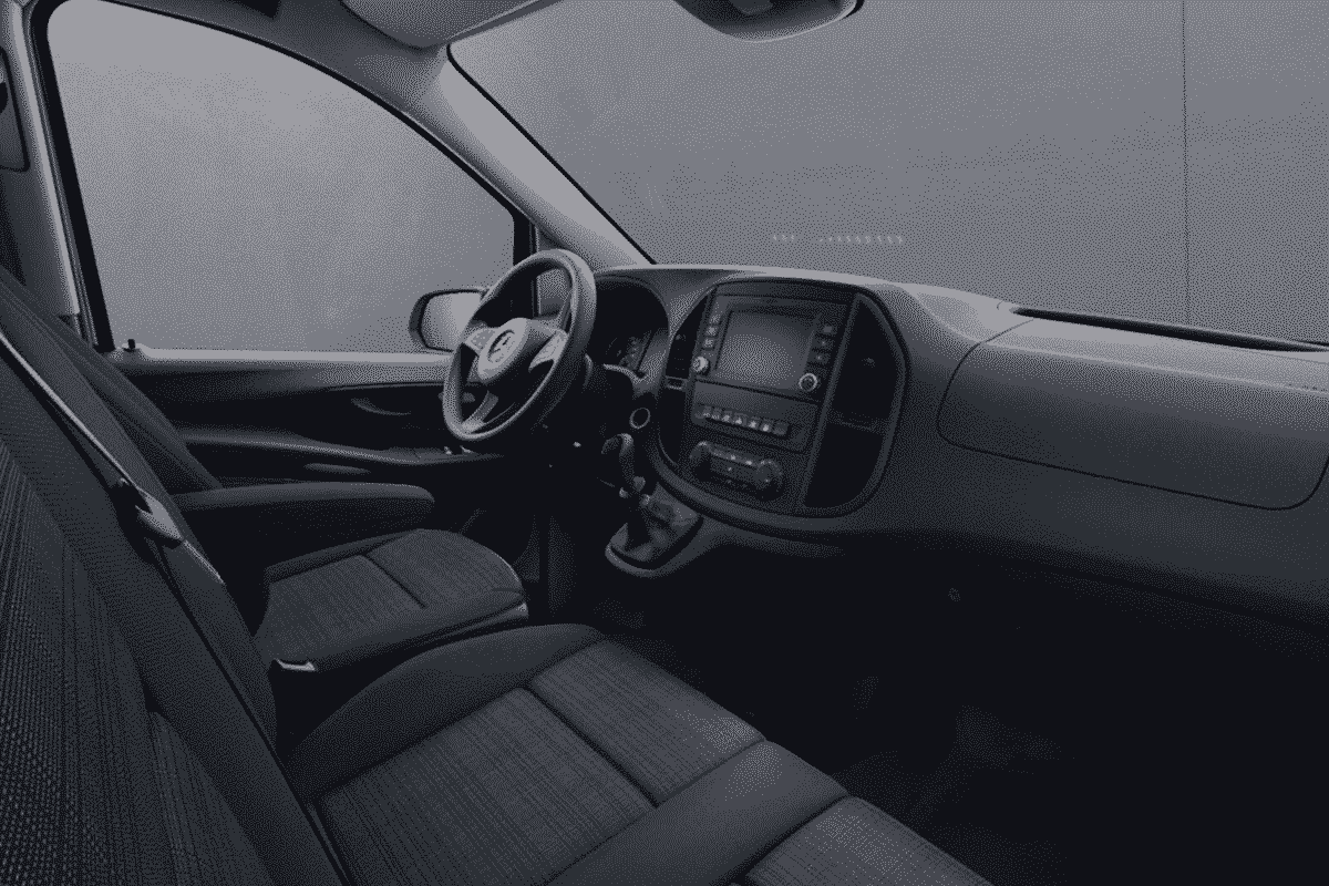 Hyr Mercedes-Benz Vito hos Franz J Biluthyrning