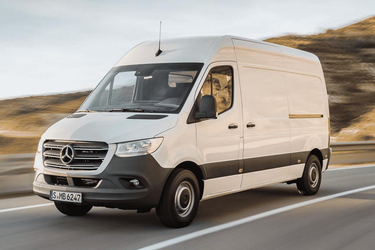 Hyr Mercedes-Benz Sprinter hos Franz J Biluthyrning