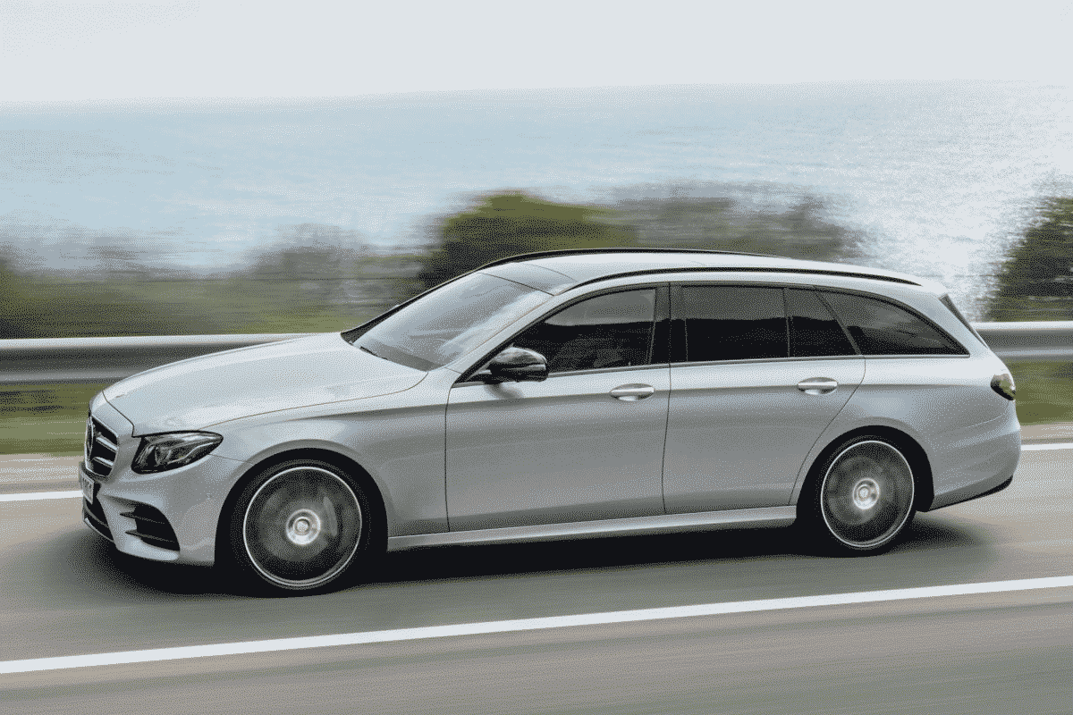 Hyr Mercedes-Benz E-klass hos Franz J Biluthyrning