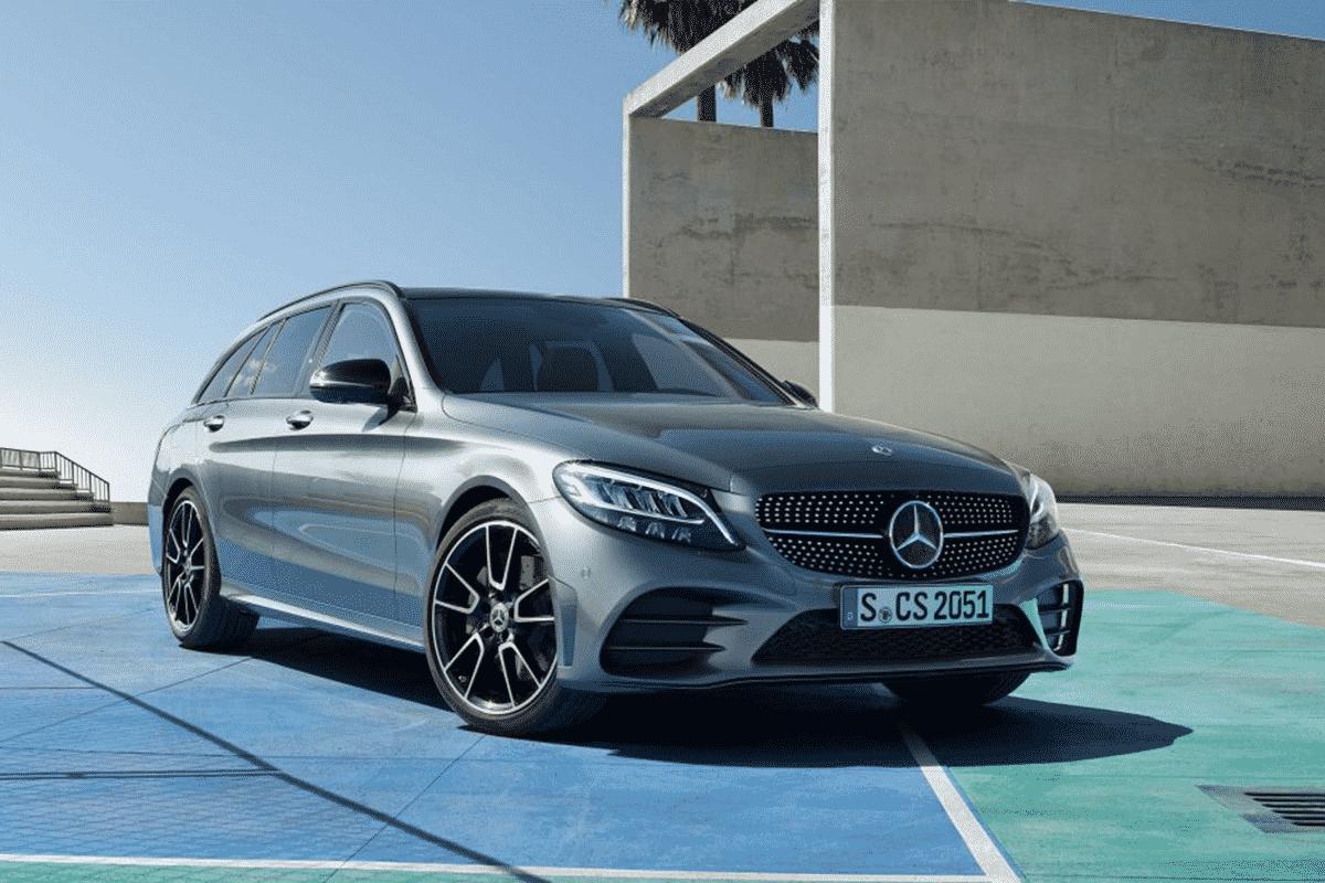 Hyr Mercedes-Benz C-klass hos Franz J Biluthyrning