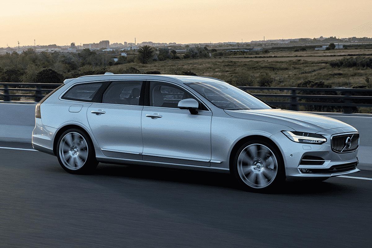 Hyr Volvo X90 billigt hos Franz J Biluthyrning