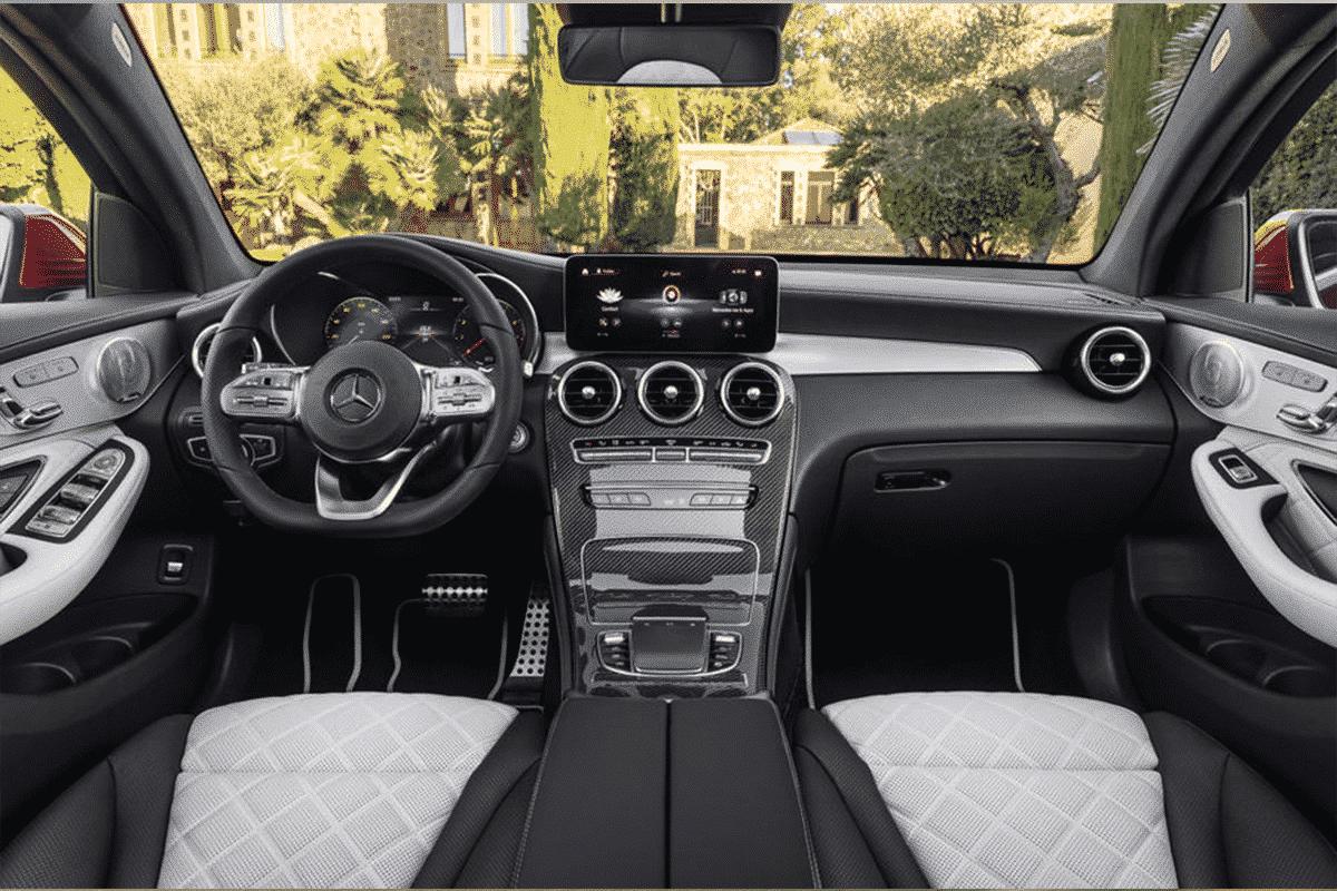 Hyr Mercedes-Benz GLC hos Franz J Biluthyrning