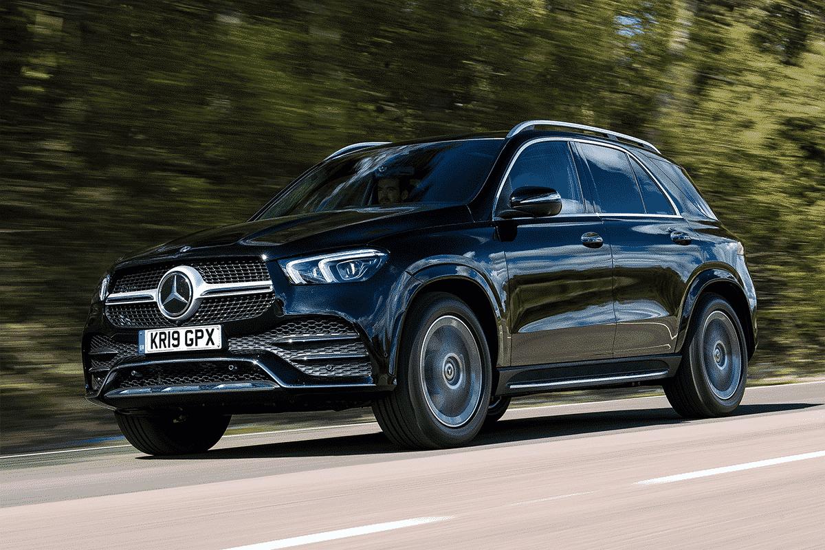 Hyr Mercedes-Benz GLE hos Franz J Biluthyrning