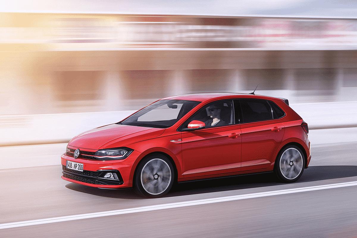 Hyr Volkswagen Golf billigt hos Franz J Biluthyrning