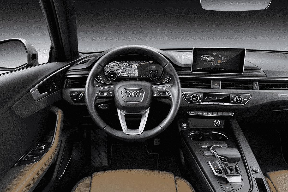 Hyr Audi A4 hos Franz J Biluthyrning