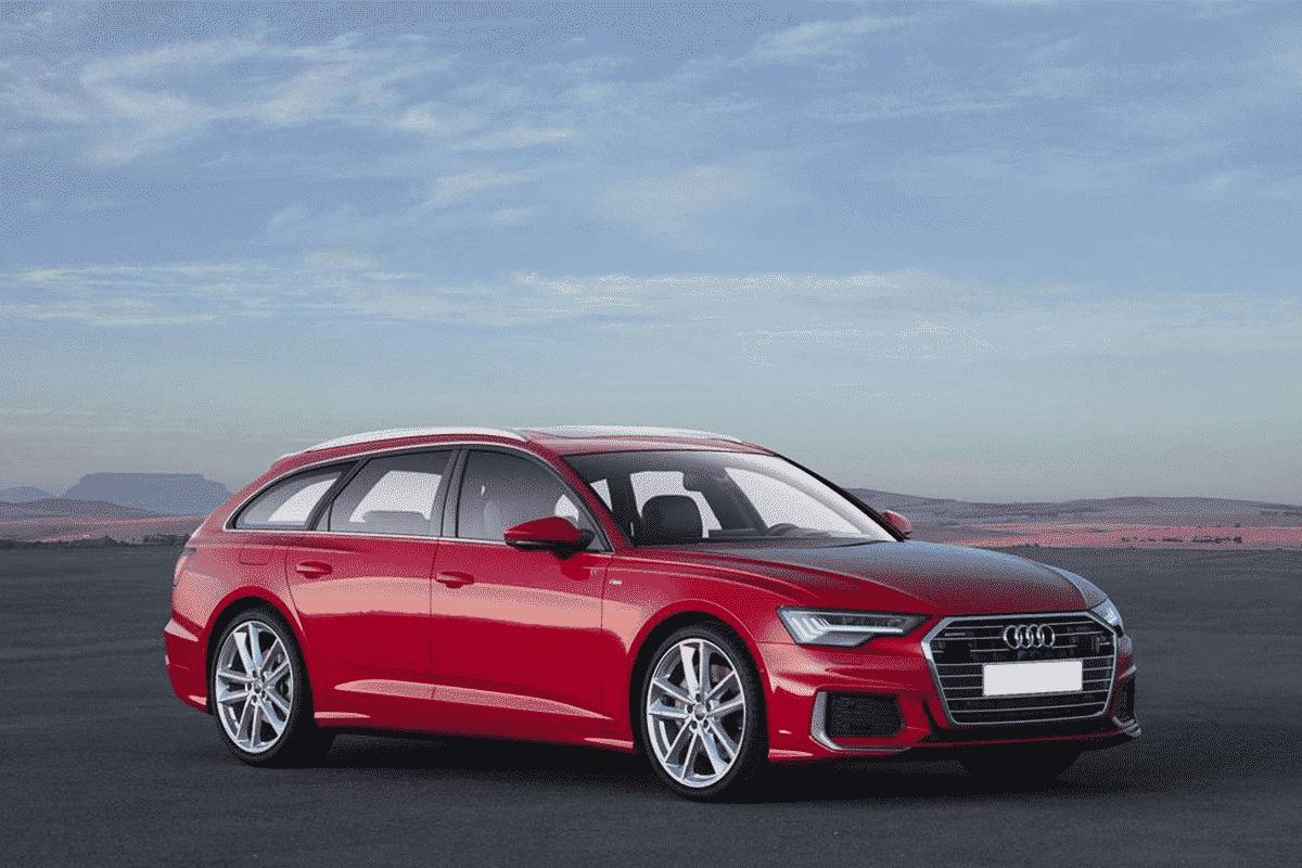Hyr Audi A6 hos Franz J Biluthyrning