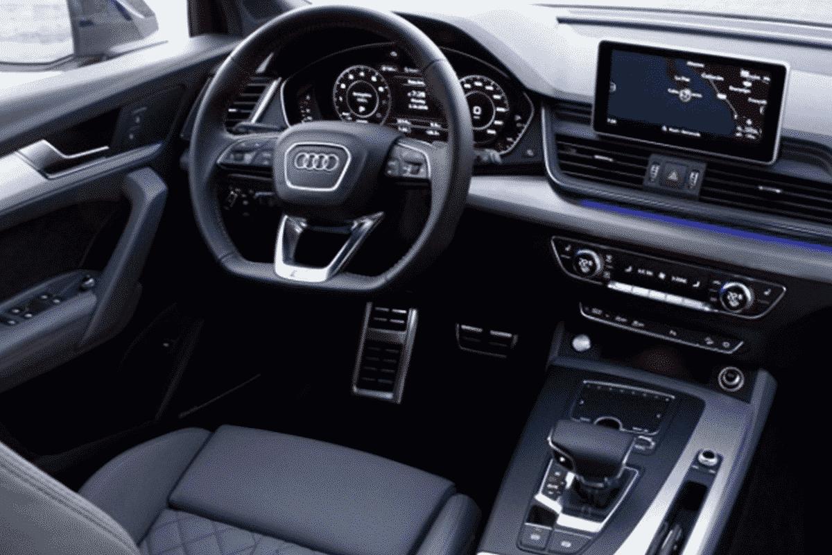 Hyr Audi Q5 hos Franz J Biluthyrning