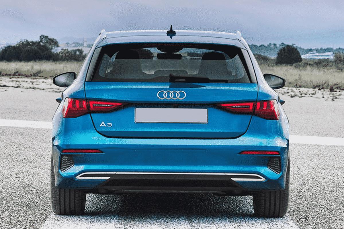 Hyr Audi A3 hos Franz J Biluthyrning