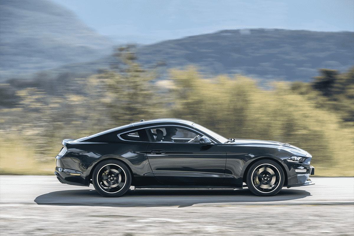 Hyr Ford Mustang hos Franz J Biluthyrning