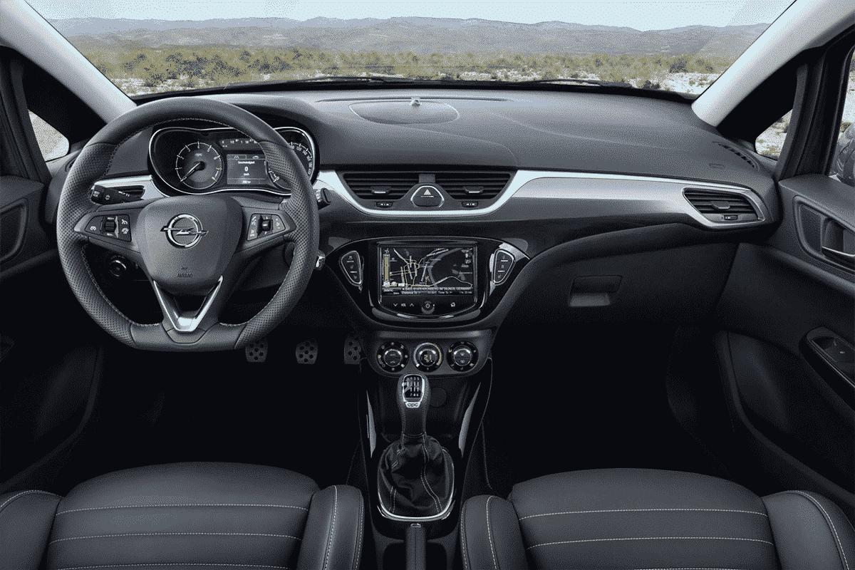 Hyr Opel Corsa billigt hos Franz J Biluthyrning