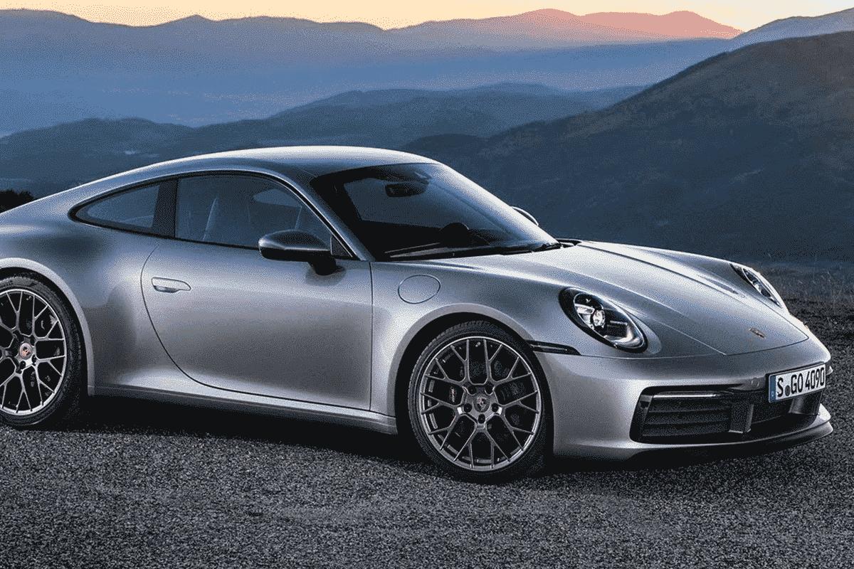 Hyr Porsche 911 hos Franz J Biluthyrning