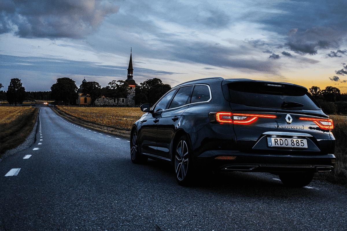 Hyr Renault Talisman Sports Tourer hos Franz J Biluthyrning