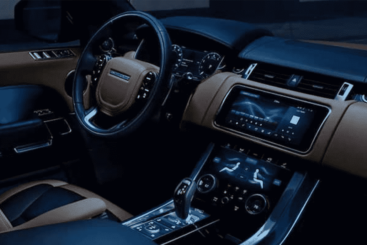 Hyr Range Rover Sport & Vogue hos Franz J Biluthyrning